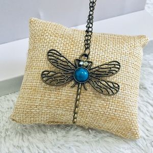 Jewelry - 🎈Dragonfly necklace